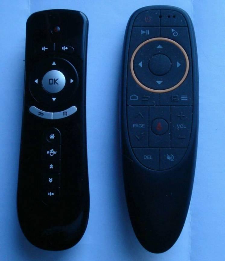 Аэро-мышь гироскопическая 300гр. с гиро-голосовым управлением 350гр