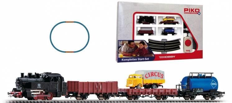 Железная дорога Piko (пико) грузовой состав 57113