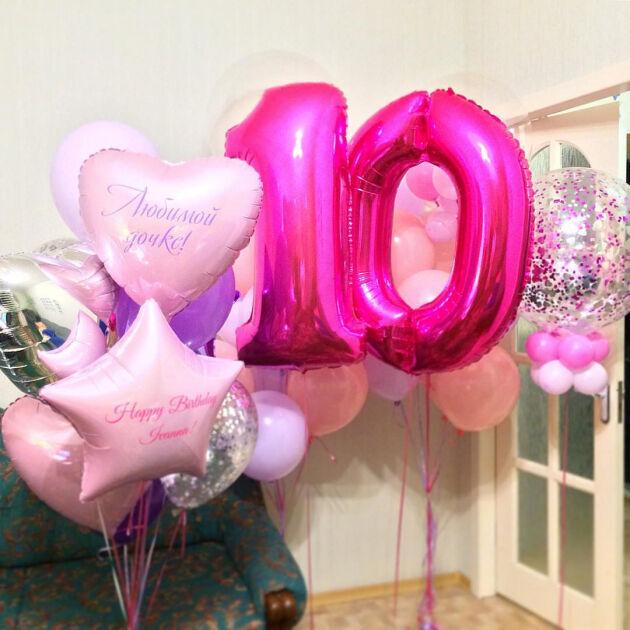 Воздушные шарики для любого праздника