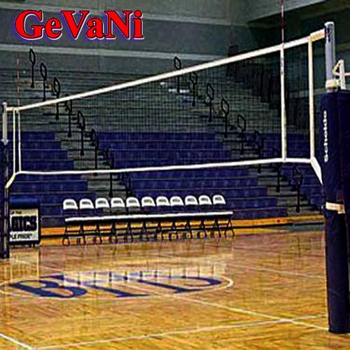Сітка волейбольна з тросом