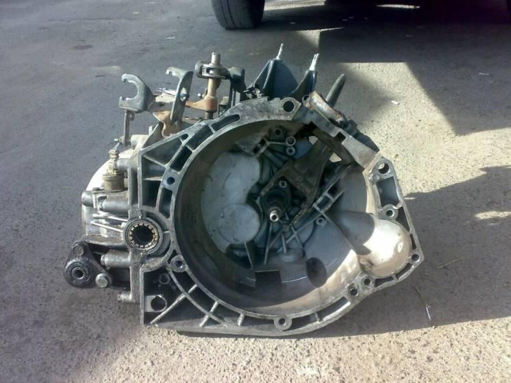 КПП коробка передач Citroen Jumper, Peugeot Boxer, Fiat Ducato 2.8