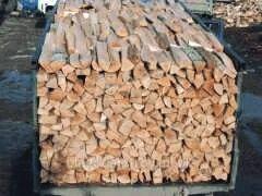 Дрова доставка в чурбочках и колотые дрова дуб Харьков и  область