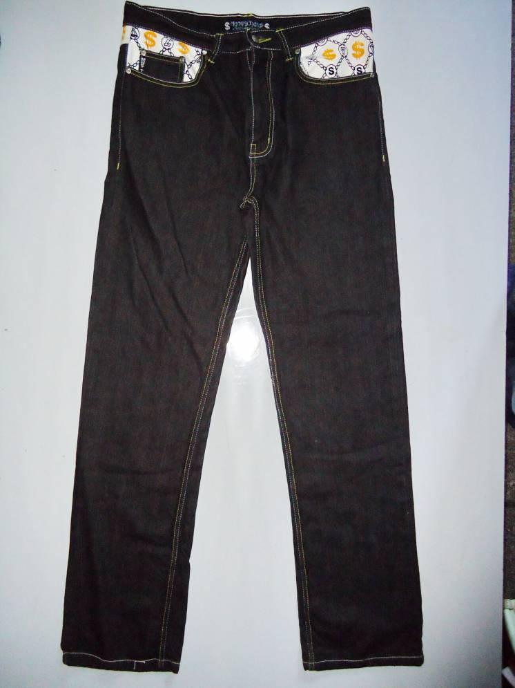 джинсы  MONEY TALKS   размер 36