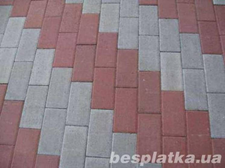 Тротуарная Плитка. Шлакоблок