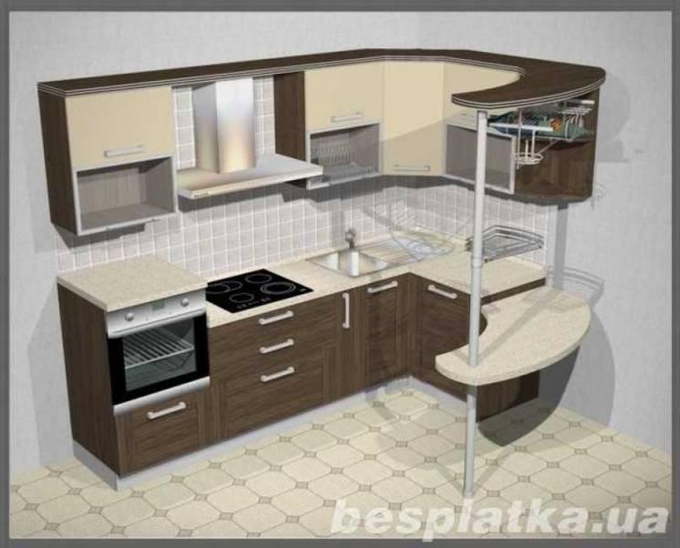Кухня. Мебель кухонная для кухни. Кухонный гарнитур на кухню