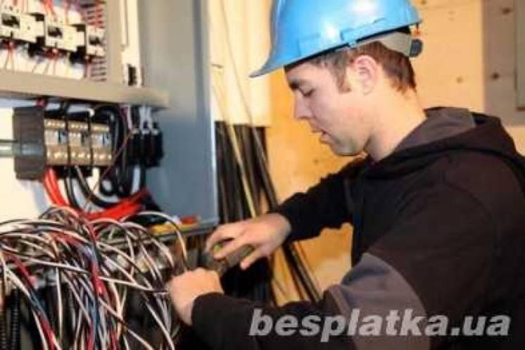 Услуги профессионального электрика в Донецке, Макеевке и пригороде.