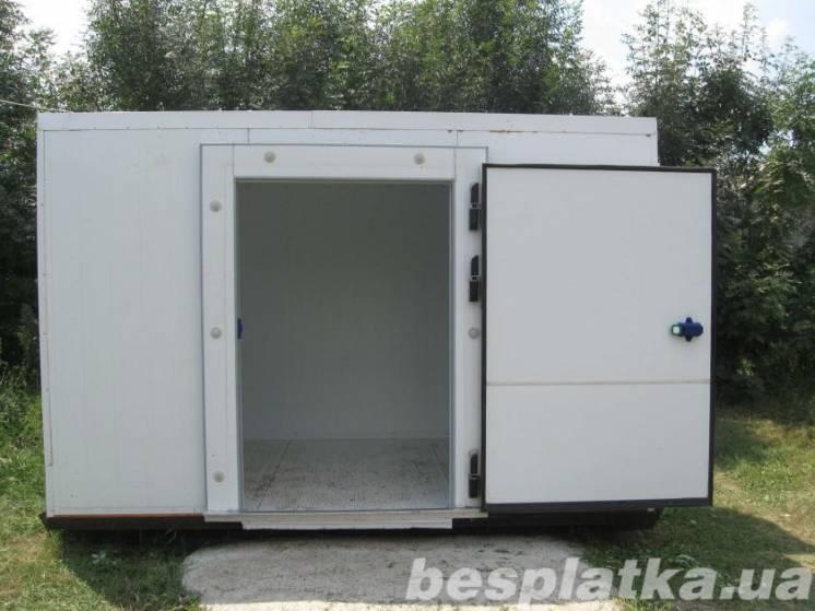 Холодильная установка для камеры 6 м куб