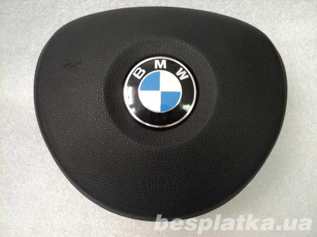 Airbag в руль м-пакет BMW 3 E90 E92 1 E81 E87 X1 E84 M подушка спорт М