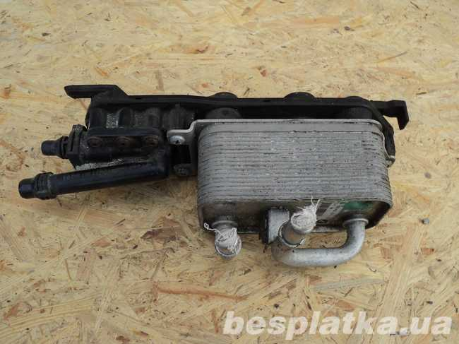 Теплообменник BMW 5 E60 E61 6 E63 E64 7 E65 E66 радиатор коробки АКПП