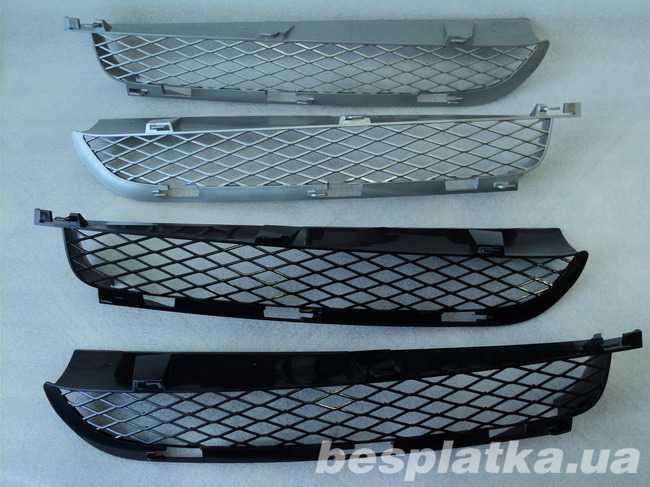 Решетка в бампер BMW X5 E53