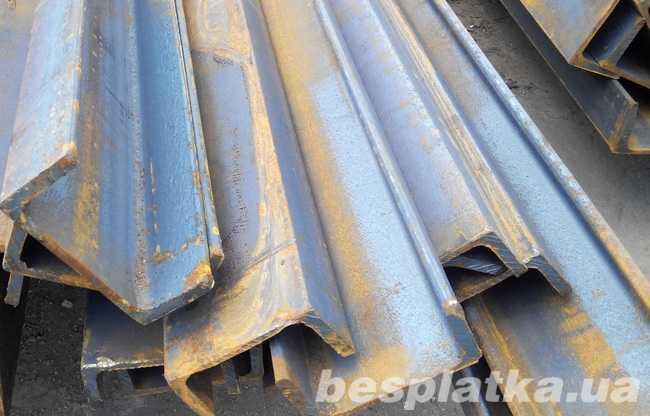 Швеллер 16, 18, 20 мера 12 метров по 14500 грн в Киеве
