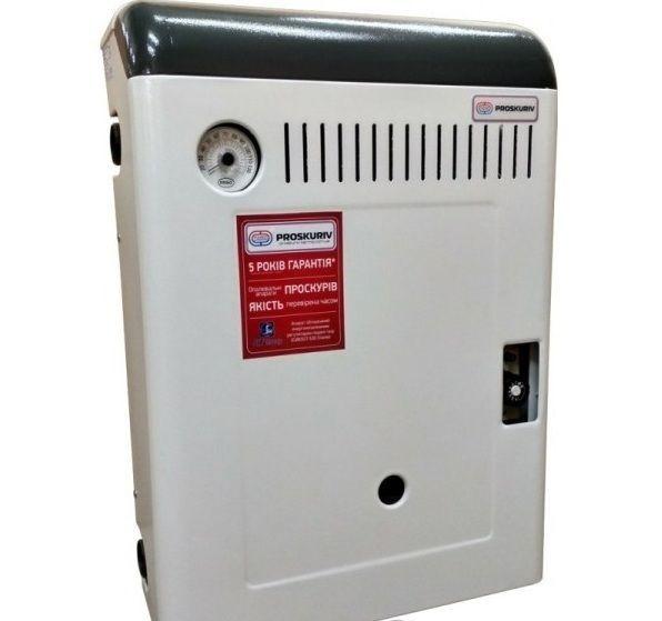 Газовый парапетный котел Проскуров АОГВ для отопления