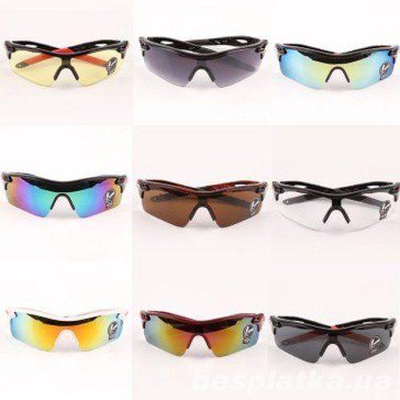 Велосипедные солнцезащитные очки Uv400