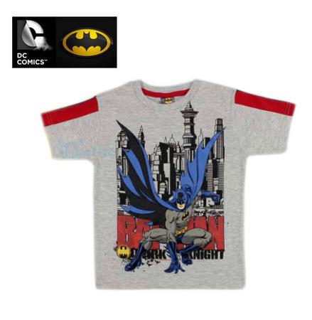 Футболки детские Бэтмен Batman на 4, 5, 6, 9 лет Batman DC comics США