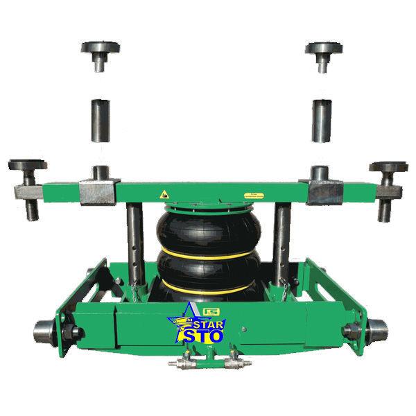 Траверса пневматическая осевая 4000 кг ТПО 400