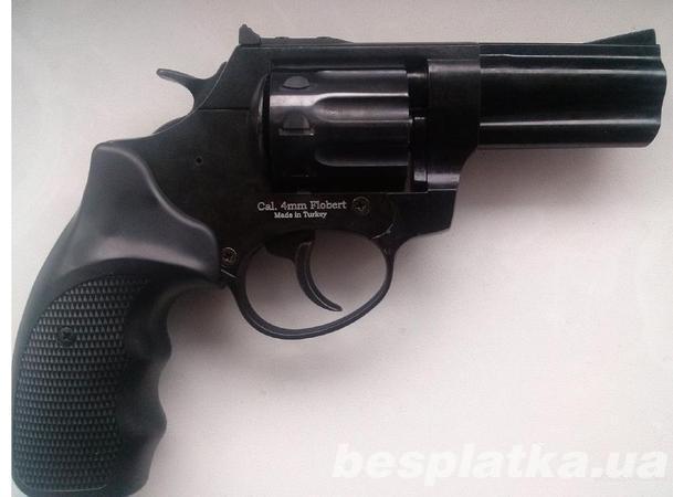 Револьвер под патрон флобера экол питон 3