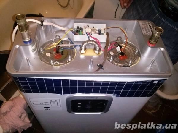 Ремонт и чистка водонагревателей (бойлеров) на дому. Гарантия.