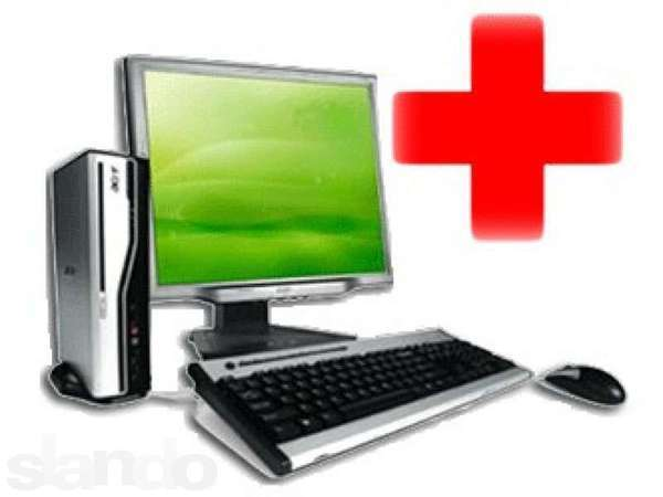 Установка Windows Чистка от пыли замена термопасты Ремонт Ноутбуков