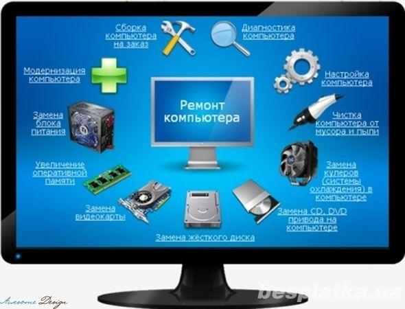 Переустановка Windows 7 8 XP Установка программ Срочно 24/7 Чистка