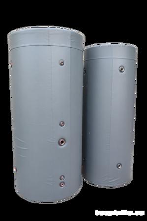 Буферная емкость ДТА-00-1000 Днепробак в теплоизоляции