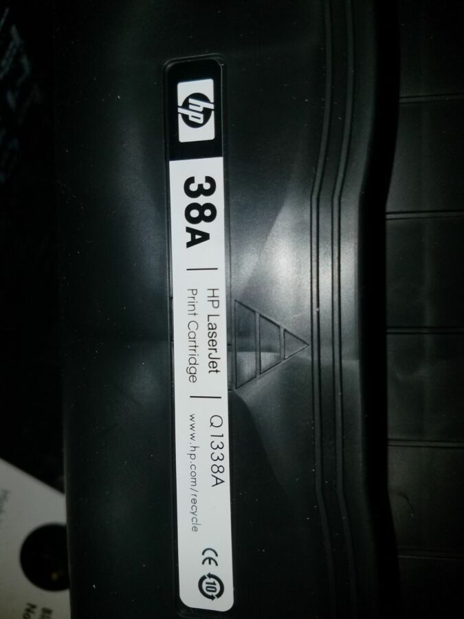 Картридж Hp 38а первопроходец