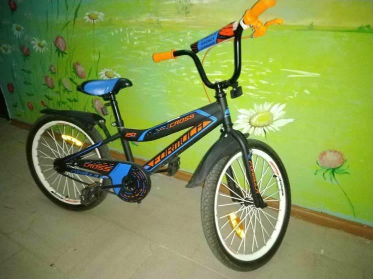 Продам детский велосипед на 5-8 лет в отличном состоянии