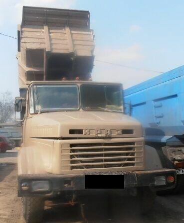 Продаем самосвал краз 651001, 15 тонн, 1995 г.в.