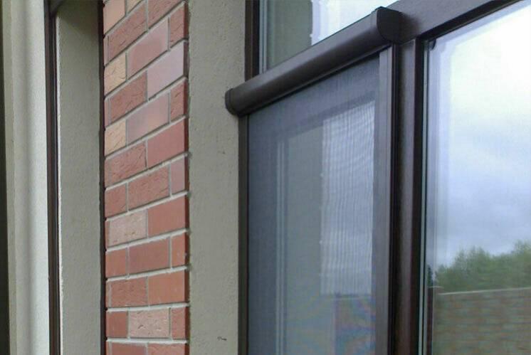 Москітна сітка віконна, дверна, ролетного типу