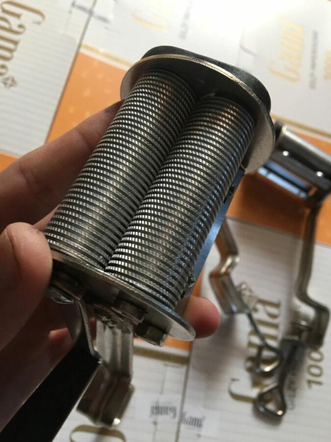 Оригинал! машинка для резки листа табака. табакорезка, тютюнорізка