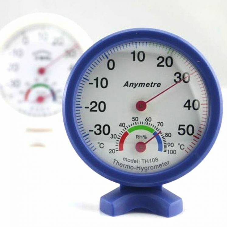 Настольный термометр-гигрометр