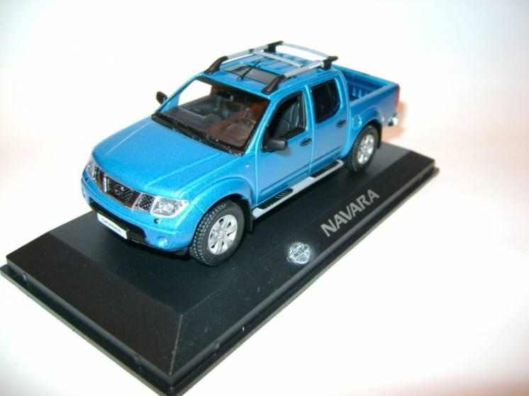 Nissan Navara (Norev) 1/43