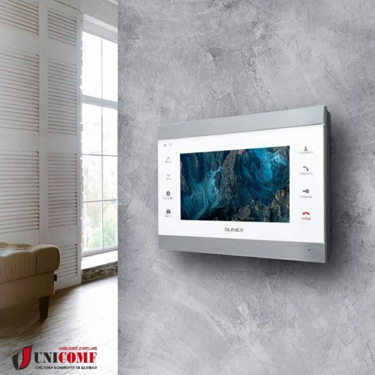 Видеодомофон Slinex SL-07IPHD- Гарантия+Установка+Сервис+Акция!