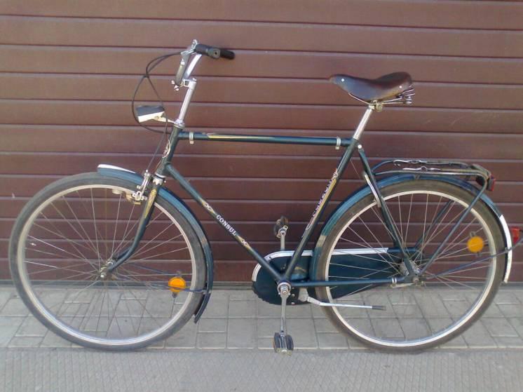 "Велосипед Consul 28"" привезен из германии."