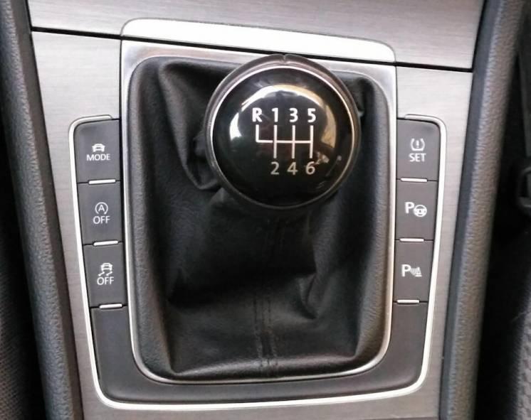 Блок кнопок консоли акпп Vw Golf-7 Gti 2.0 Tfsi - Vag (оригинал!)