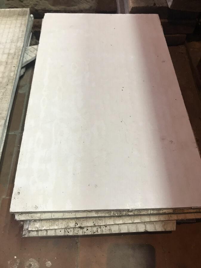 Остатки керамической плитки