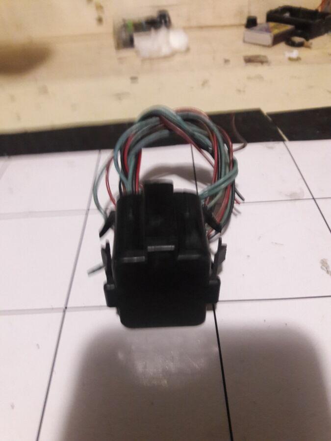 Разъем Renault / Gaz / волга 12-pin