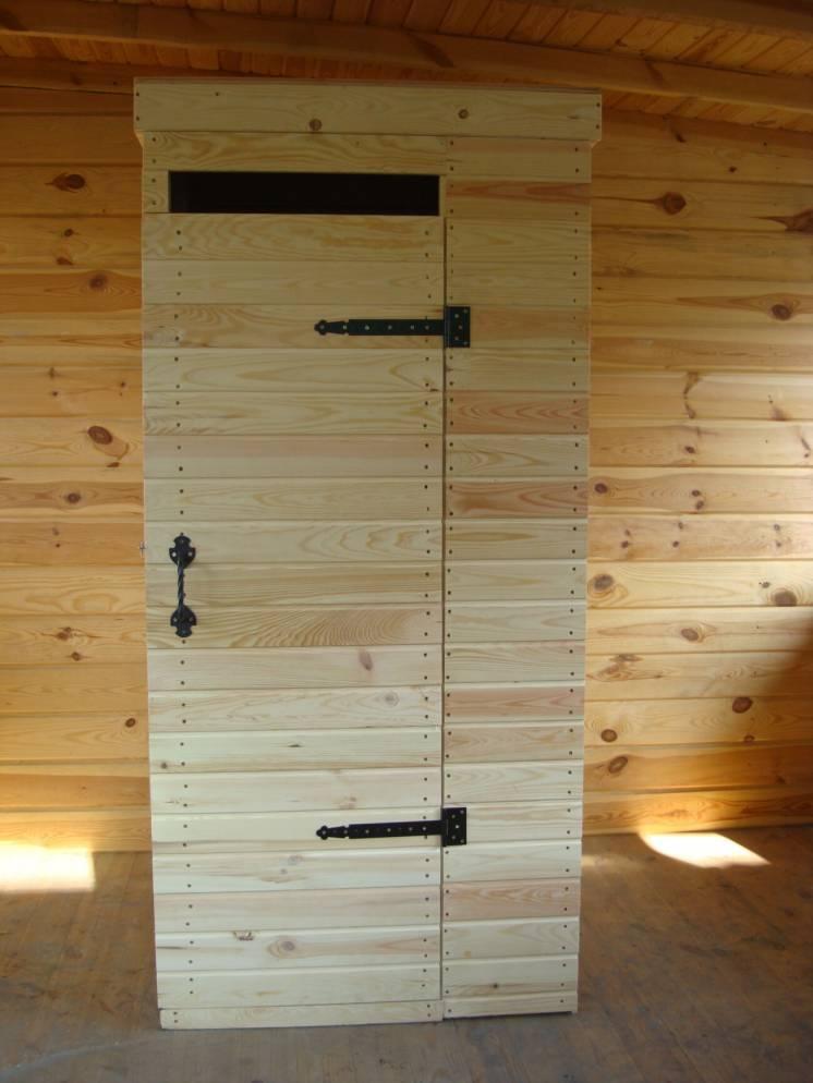 Душ туалет деревянный разборной