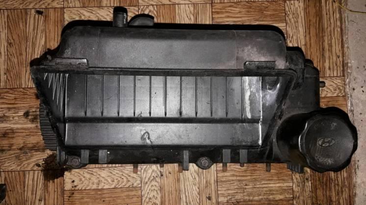 Гбц головка блока голова Hyundai Atos 97-02 1.0 12v G4hc оригинал