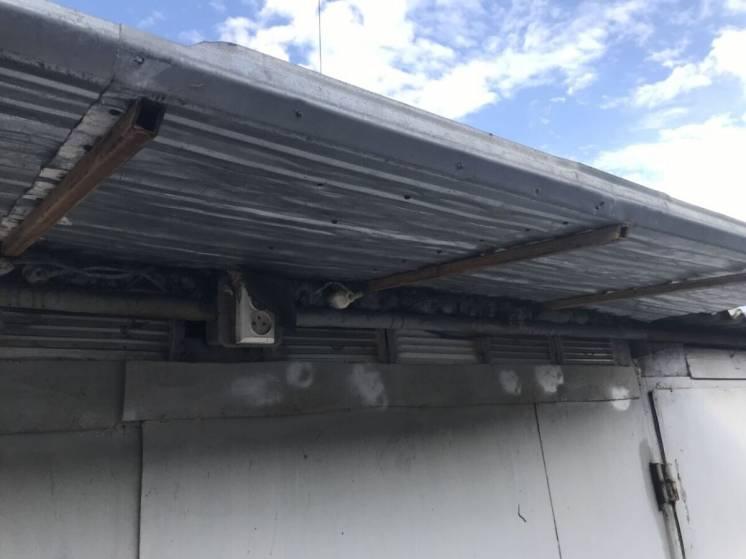 Сдаю металлический гараж, без подвала, Волынская 55, аэропорт Жуляны