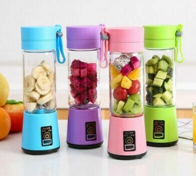 Портативный блендер Smart Juice Cup Fruits Usb для смузи.