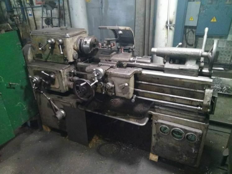 Станок токарный 1а616 рмц 750 мм номер 2