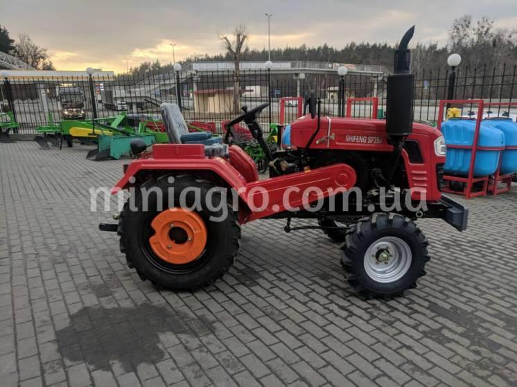 мінітрактор трактор Shifeng Sf-350 L