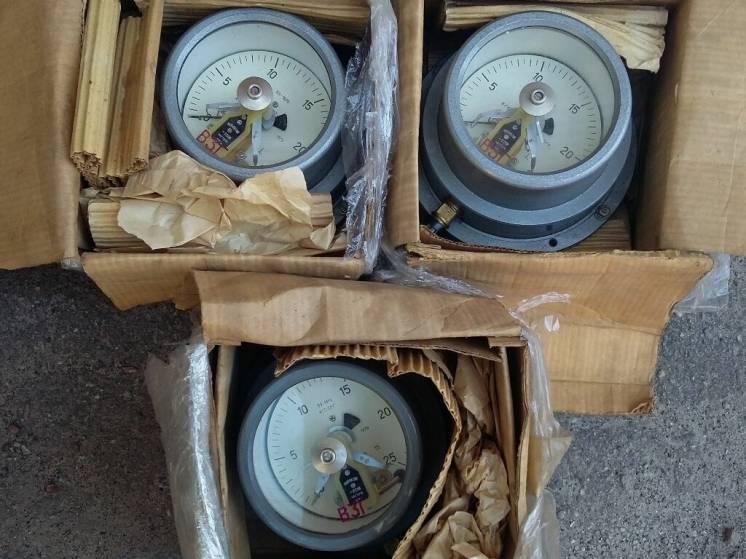 Манометры вэ-16рб 25 кгс/см2 ; 40 кгс/см2