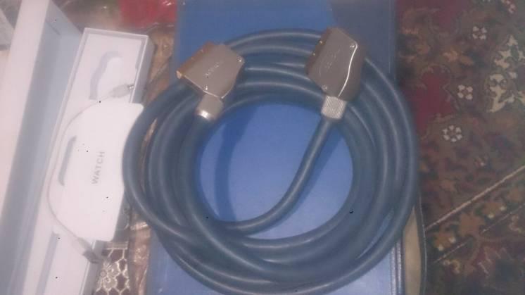 Продам кабель аудиовидео Thompson 5 метров.