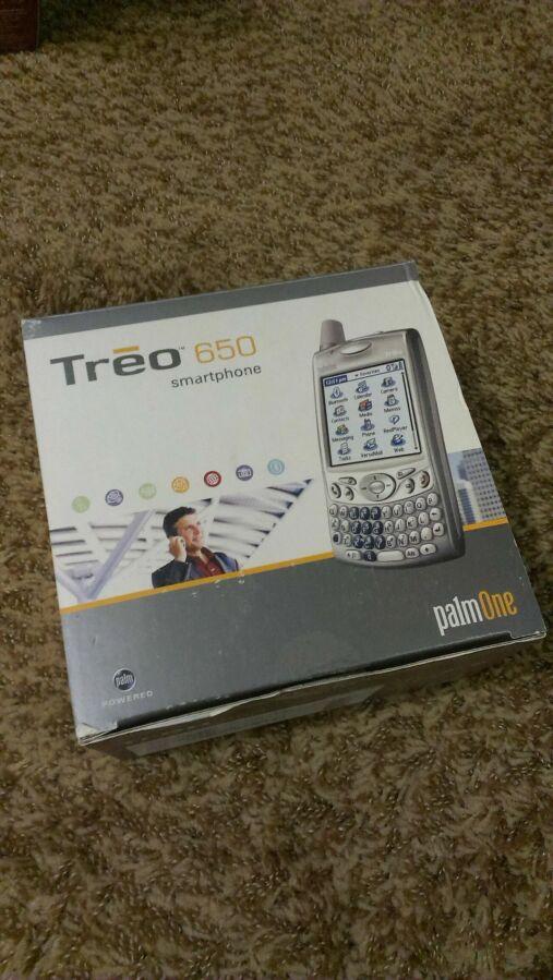 Palm Treo 650,смартфон,кпк новый.