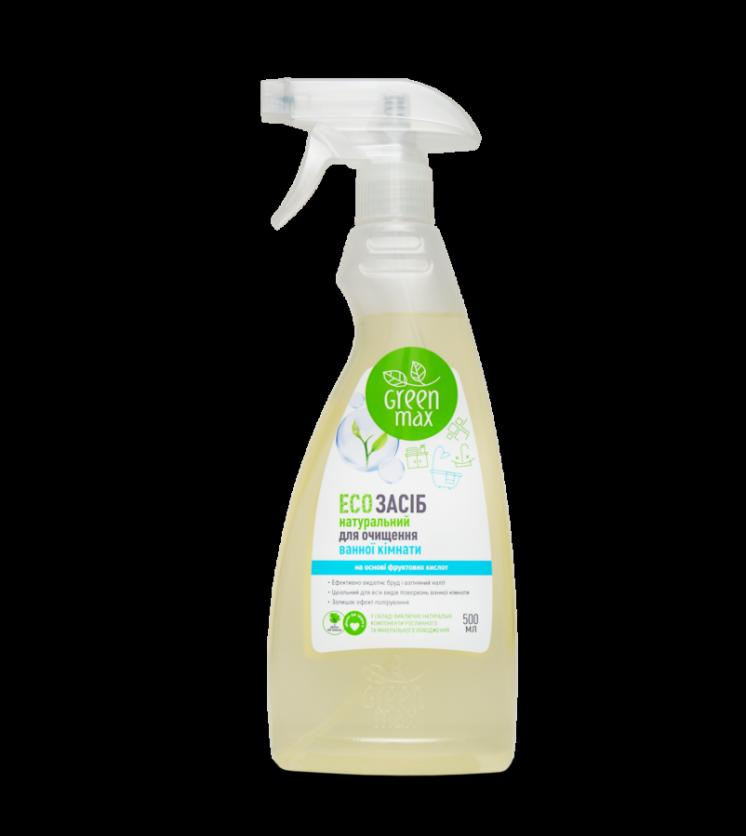 Eco-средство натуральное для чистки ванн