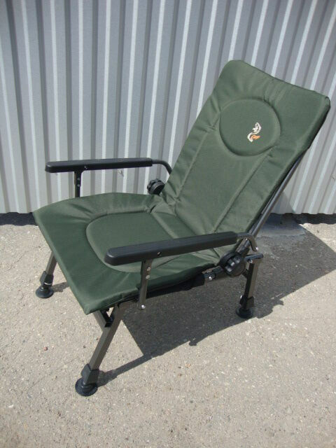 Кресло карповое стульчик на рыбалку карповое Elektrostatyk F5r