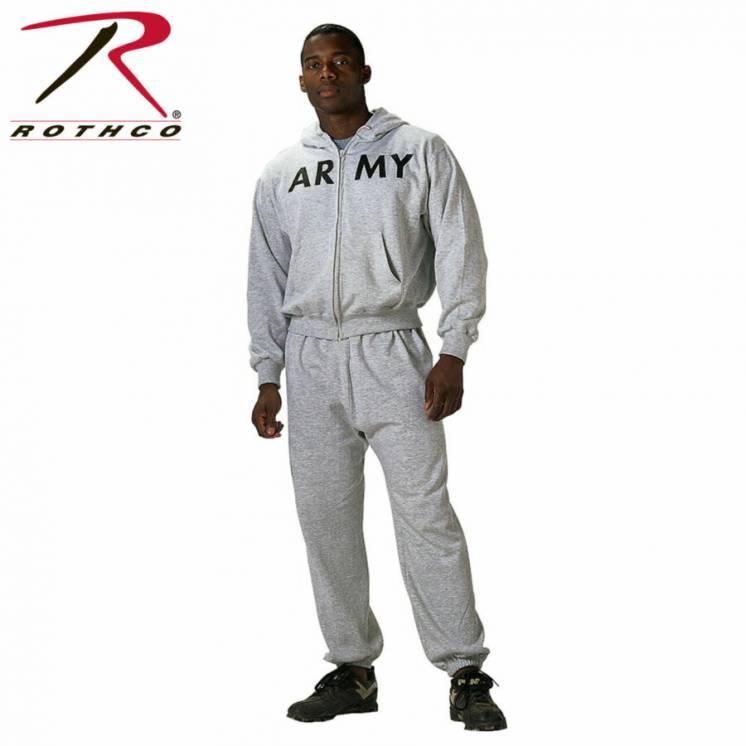Кенгурушка Army толстовка спортивная Rothco.