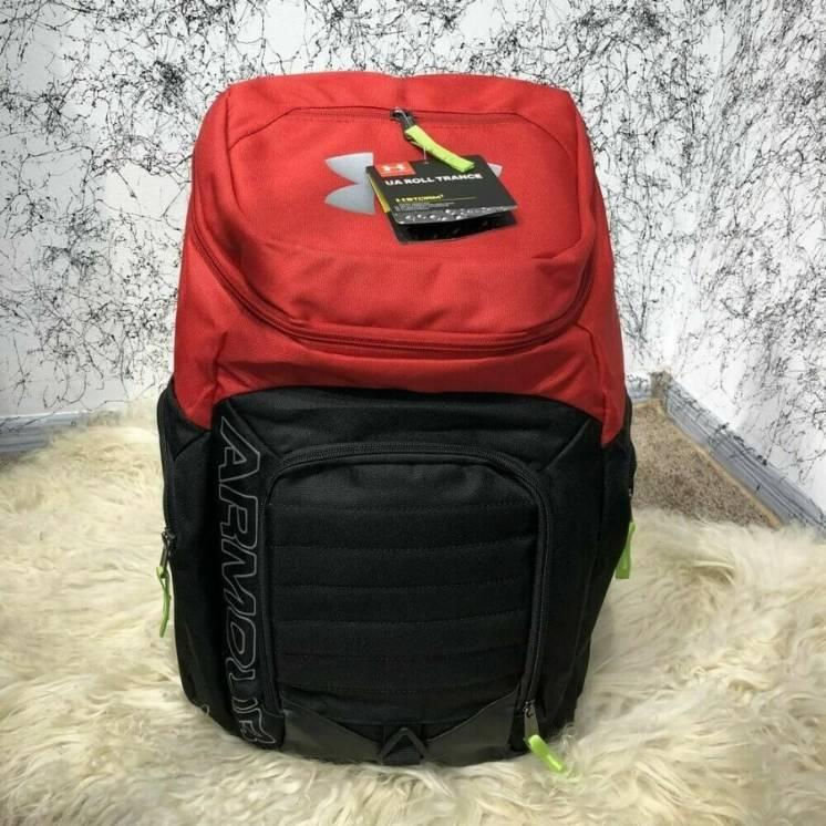 Рюкзак, сумка спортивна Armour Backpack Undeniable 3.0 Red/black