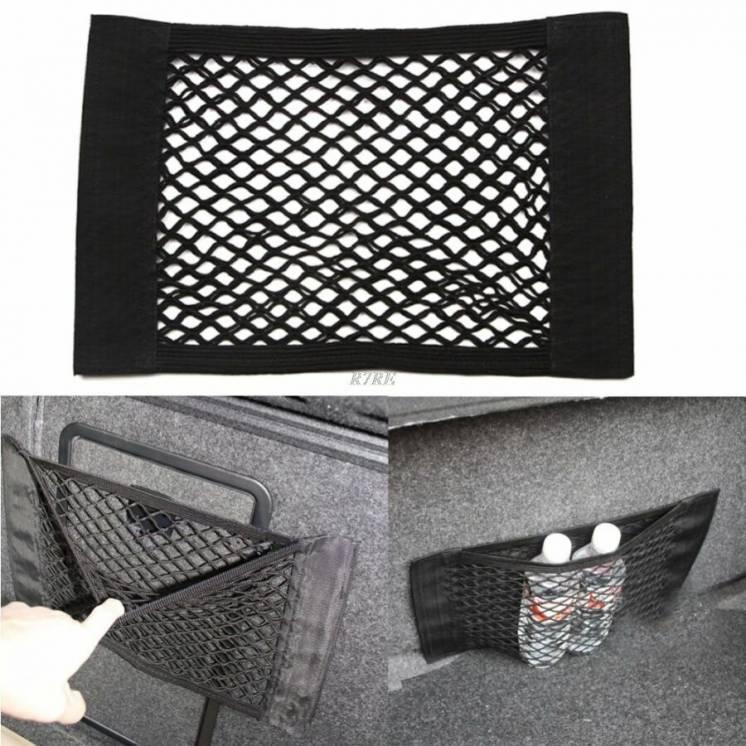 Комплект сеток в багажник автомобиля - 2 шт. (экономия -5%)